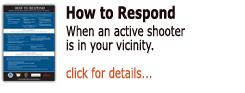 How to Respond - Active Shooter