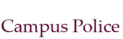 Campus Police | Fairmont State University