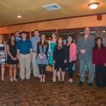 Department of Social Science Honor Societies Initiation Ceremony