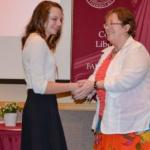 2015 Academic Awards Ceremony