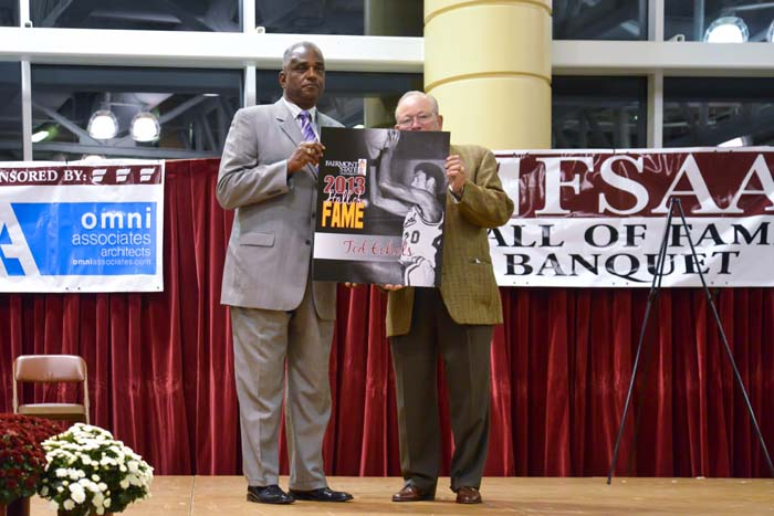 Fairmont State Athletic Association Hall of Fame Banquet