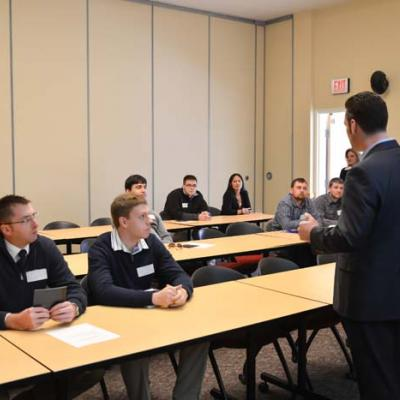Lockheed Martin and Fairmont State host Career Workshops