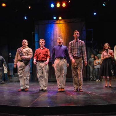 "Fairmont State University ""Rocket Boys The Musical"""