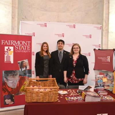 Higher Education Day at the WV State Capitol